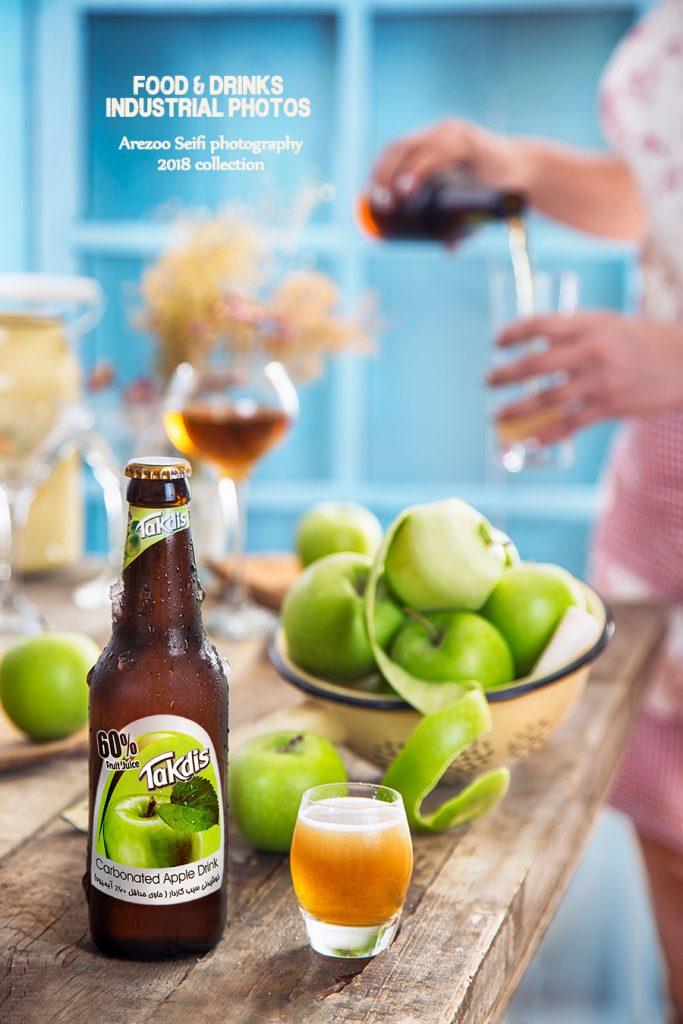 نوشیدنی.نوشیدنی خنک.drink.عکاسی موادغذایی.عکاسی تبلیغات.عکاسی نوشیدنی.عکس تبلیغاتی.اب سیب